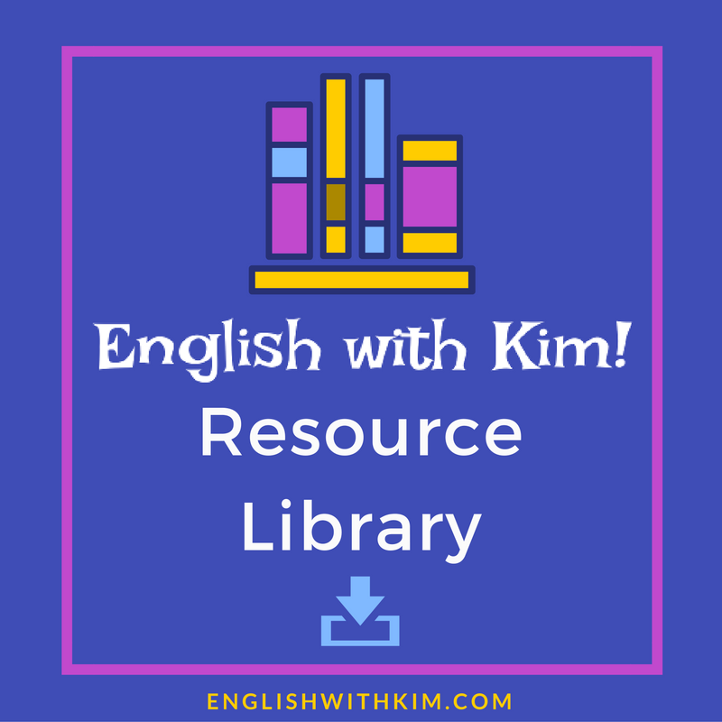 english-with-kim-resource-library