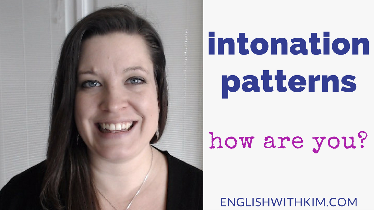 intonation patterns 3 the 2 – 3 – 2 intonation pattern is used in three common situations the non-final intonation is used in that part of the sentence which precedes the last.