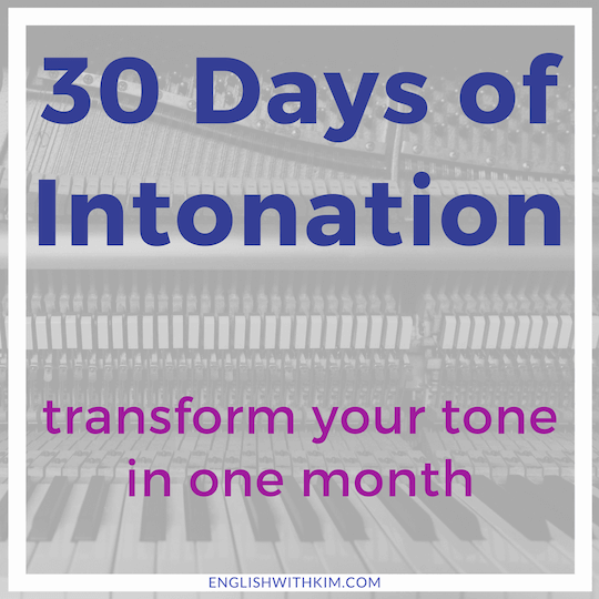 30 Days of Intonation - Transform Your Tone in One Month Smaller