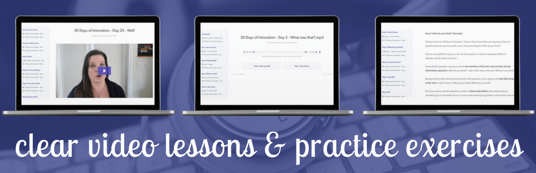 30 Days of Intonation - Clear Video Lessons & Practice Exercises Tiny