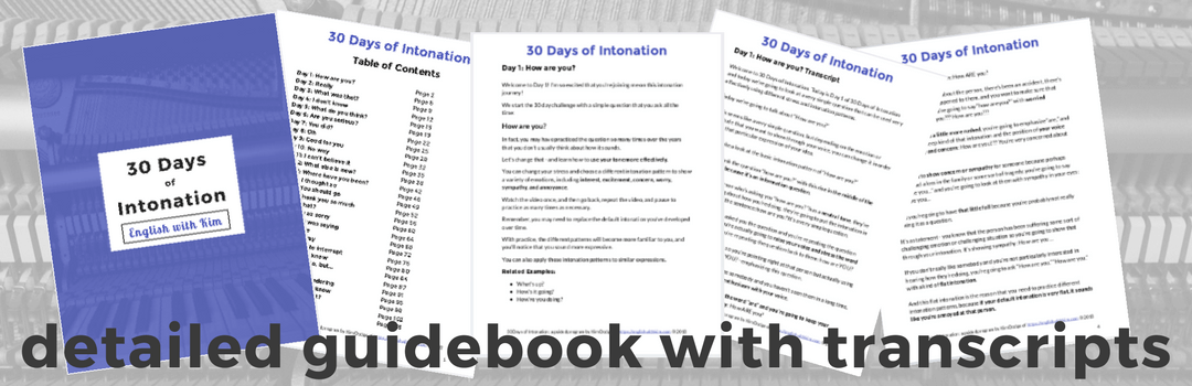 30 Days of Intonation - Detailed Guidebook and Complete Transcripts Tiny
