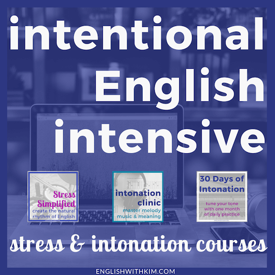 Intentional English Intensive Bundle 540x540